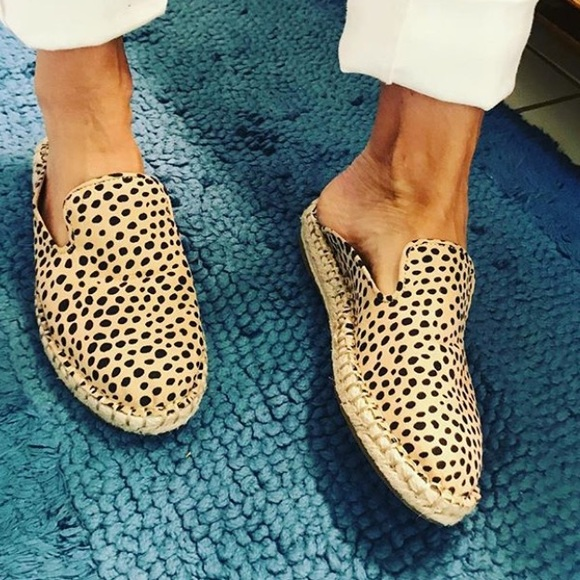 Dolce Vita For Target Leopard Mules